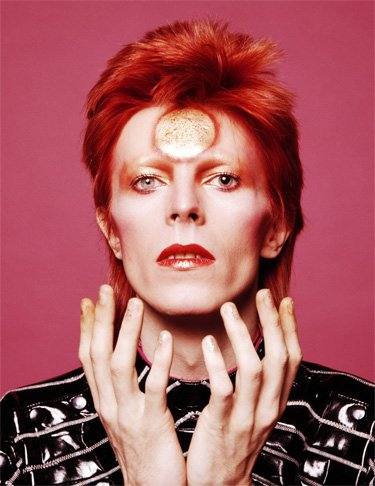 """""""We can be heroes, just for one day."""" #DavidBowie #ZiggyStardust #RIPBowie https://t.co/L7X2ksihuK"""