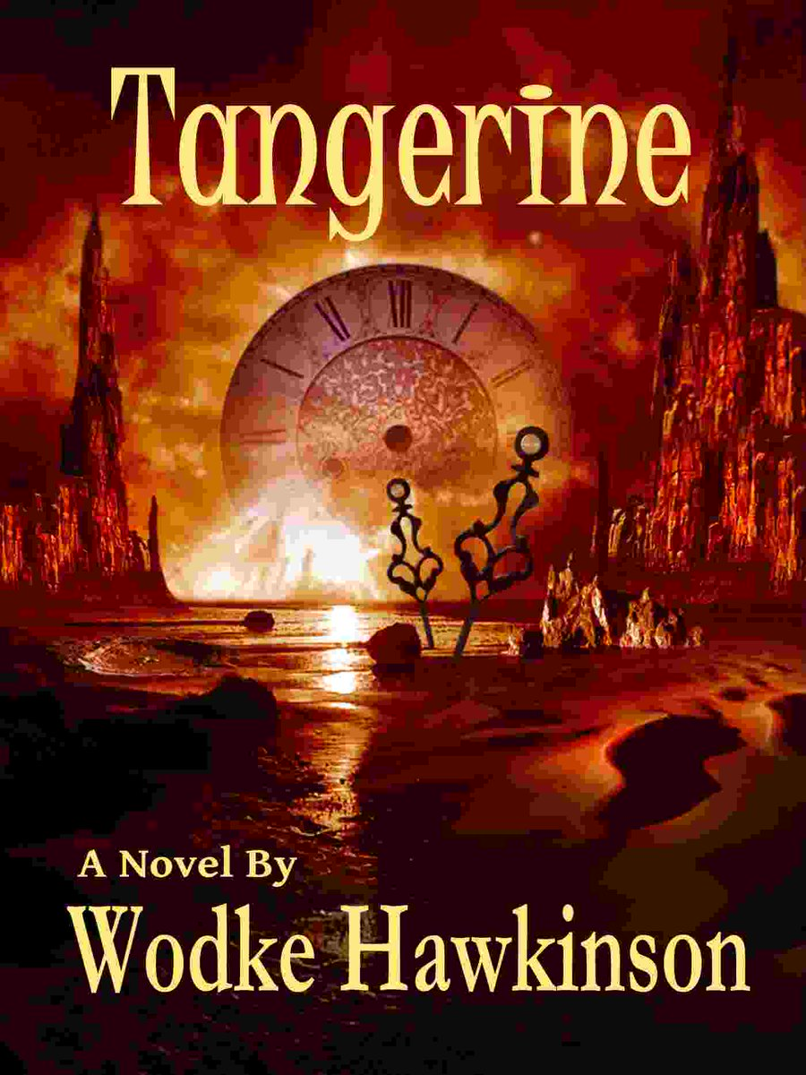 Ava was drawn to the planet TANGERINE https://t.co/BkSc5ZW2Rt #books https://t.co/gyu02d5sFX