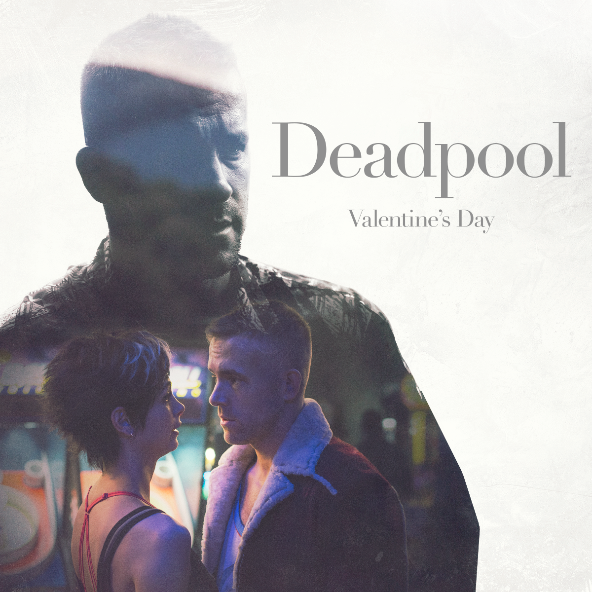Deadpool Movie On Twitter This Valentine S Day Witness 50 Shades
