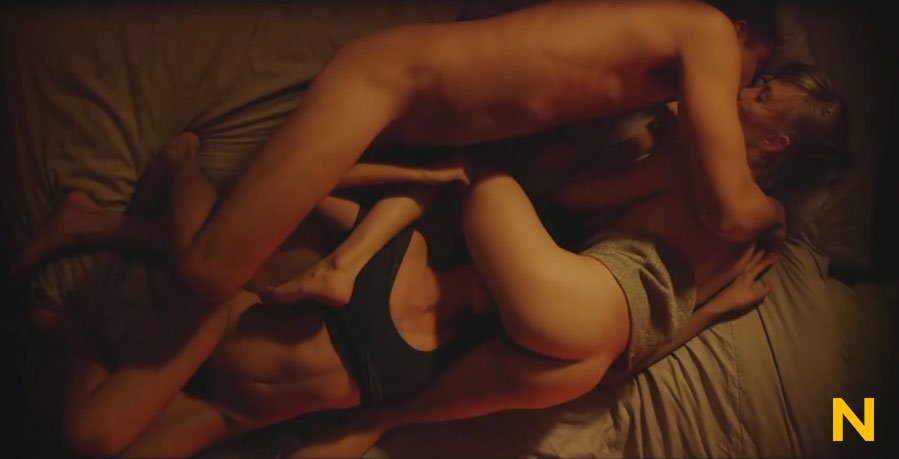 Klara Kristin Sex Scene