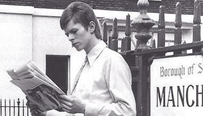 100 libri che a David Bowie piacevano tanto