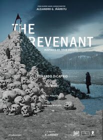 The #MovieReview of #TheRevenant is up and it stars the #GoldenGlobe w...