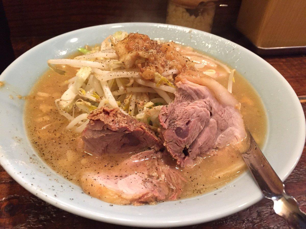 麺の代わりに豆腐も旨い (@ 立川マシマシ in 立川市, Tōkyō) https://t.co/iIF53bZFwC https://t.co/UpV7LbmfkZ