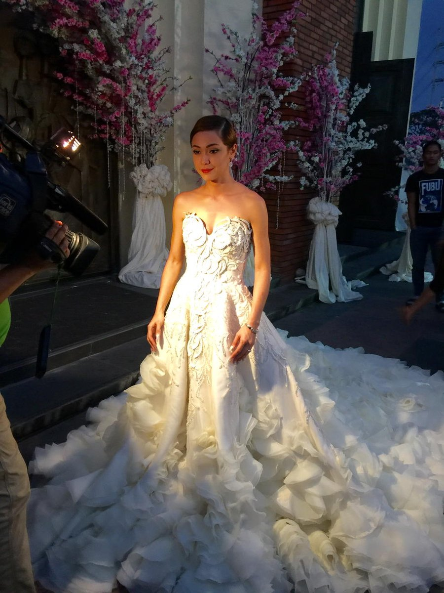 Jodi Sta Maria Wedding Marie Lozano on...