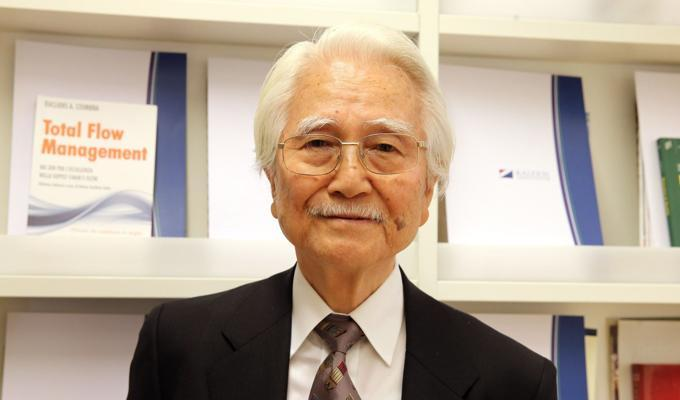 """Today's Quote: """"If no problem is recognized, there is no recognition of the need for improvement."""" - Masaaki Imai https://t.co/tygBbTU5sx"""