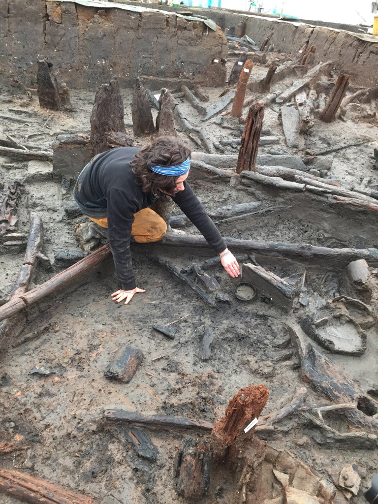 Bronze Age settlement dubbed 'Peterborough Pompeii' due to amazing preservation