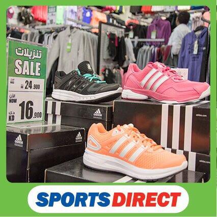 Don't miss our sales- up to 70% off at Sports Direct  عرض خاص من سبورتس دايركت، خصومات تصل لغاية ٧٠٪ #sportsdirectkw https://t.co/LPIg7TaReR