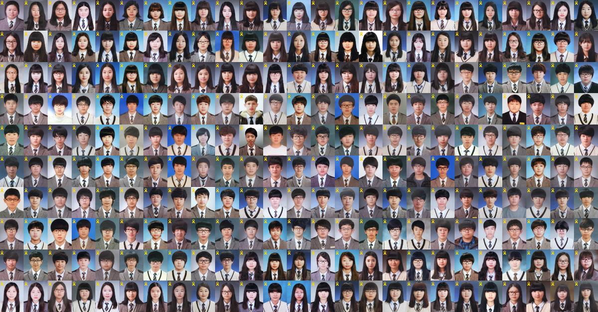 이 아이들이 살아있었다면 오늘 졸업을 했습니다.  250개의 별이 된 단원고 아이들을 절대 잊지 말아주세요. #세월호 https://t.co/dilp6Aa7tj