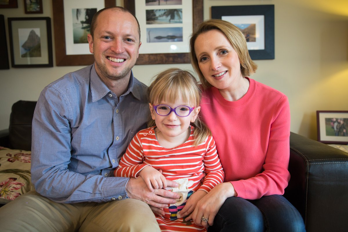 Children suffering mystery illnesses finally diagnosed through gene screening