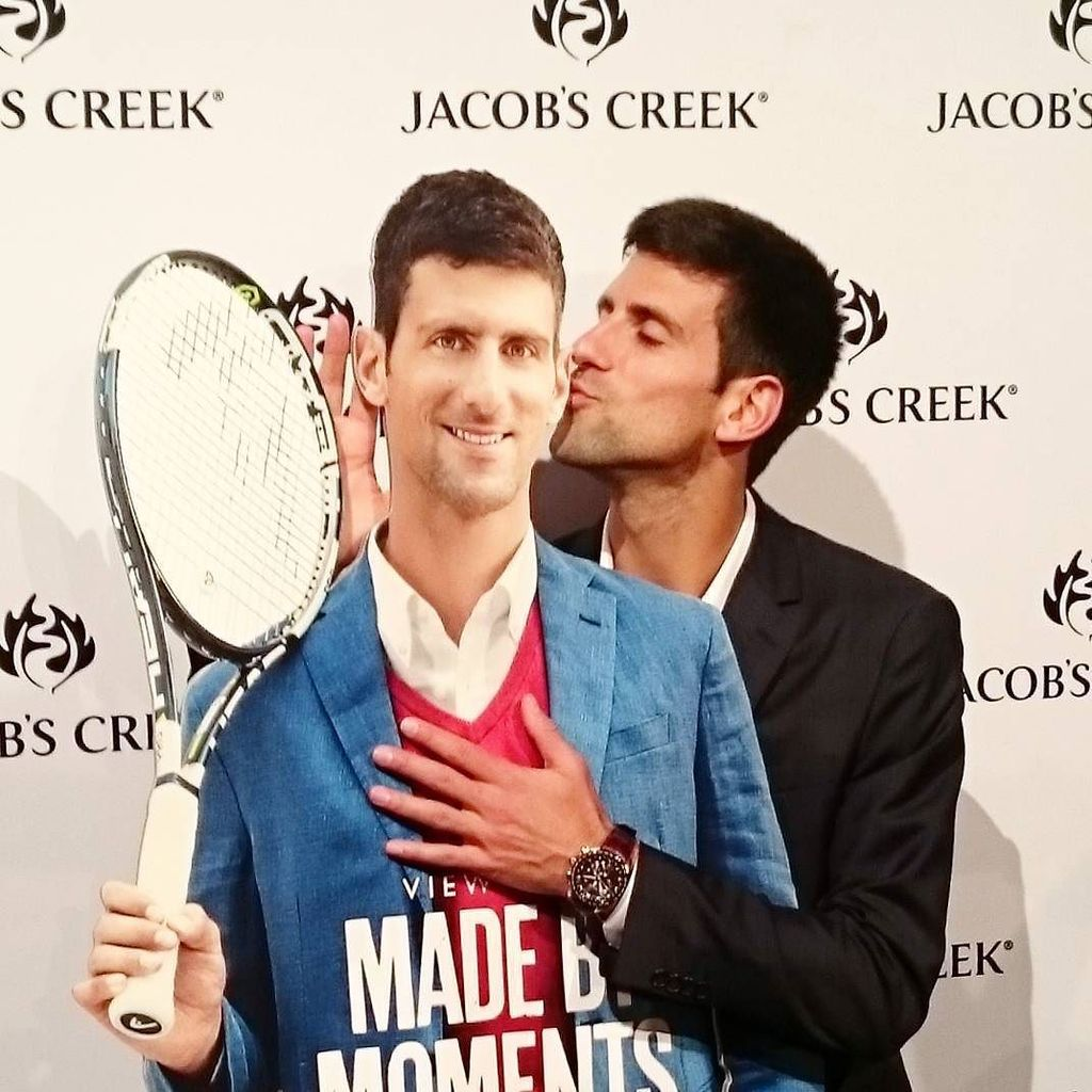 Gotta love @djokernole, always a funster and full of laughs. Great event by @jacobscreekwine #invite #jacobscreek #… https://t.co/yulkyq9Rm6