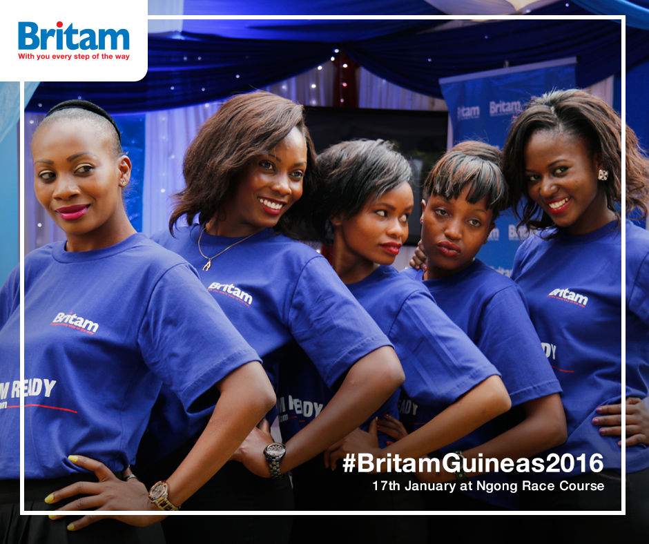 The weekend is only a day away and #BritamGuineas2016 is around the corner. First 5 RTs get a pair of tickets each. https://t.co/DKZioUYkjC