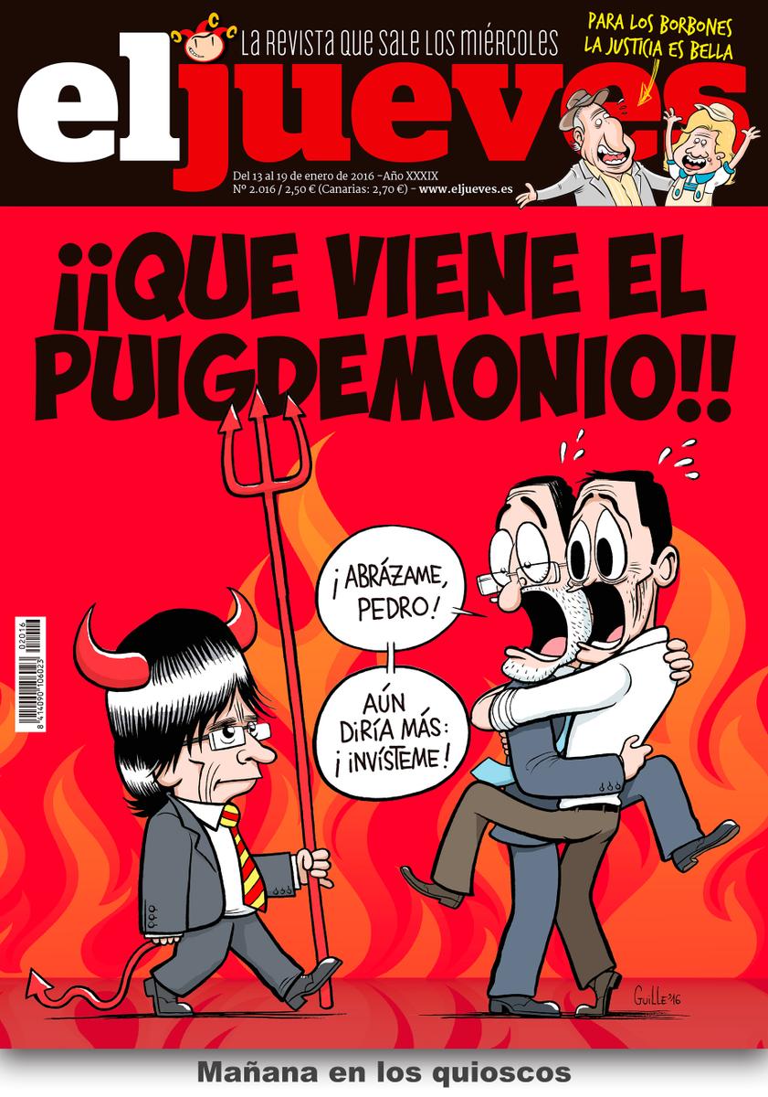 Viñetas y tiras de prensa - Página 3 CYhS4gKWYAAT6kW