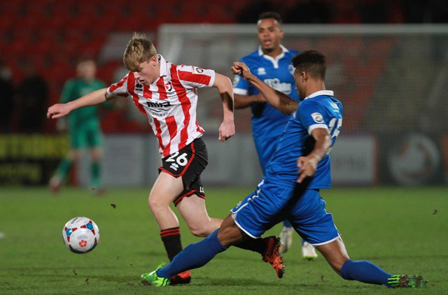 Cheltenham Town 16-year-old Luke Thomas on verge of completing move to @dcfcofficial https://t.co/lU26EhQvzh #ctfc https://t.co/9dRXhL7P1r