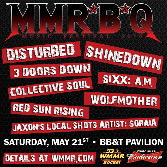 #MMRBQ 2016 ANNOUNCEMENT! Saturday, May 21st On sale 1/15: https://t.co/068QHkff7H https://t.co/llI19oAO7n