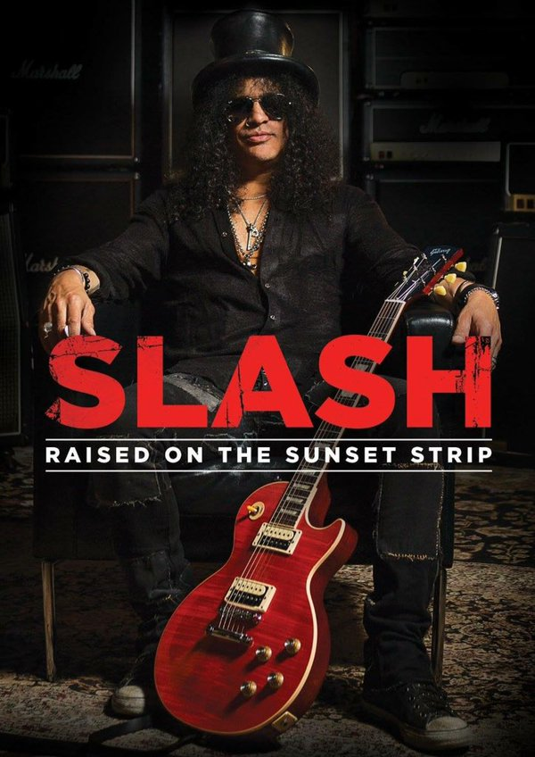 "FEBRUARY  DOCUMENTARY  @Slash in "" RAISED on SUNSET STRIP""  Date: February 5th! https://t.co/s8aYn6l47t"