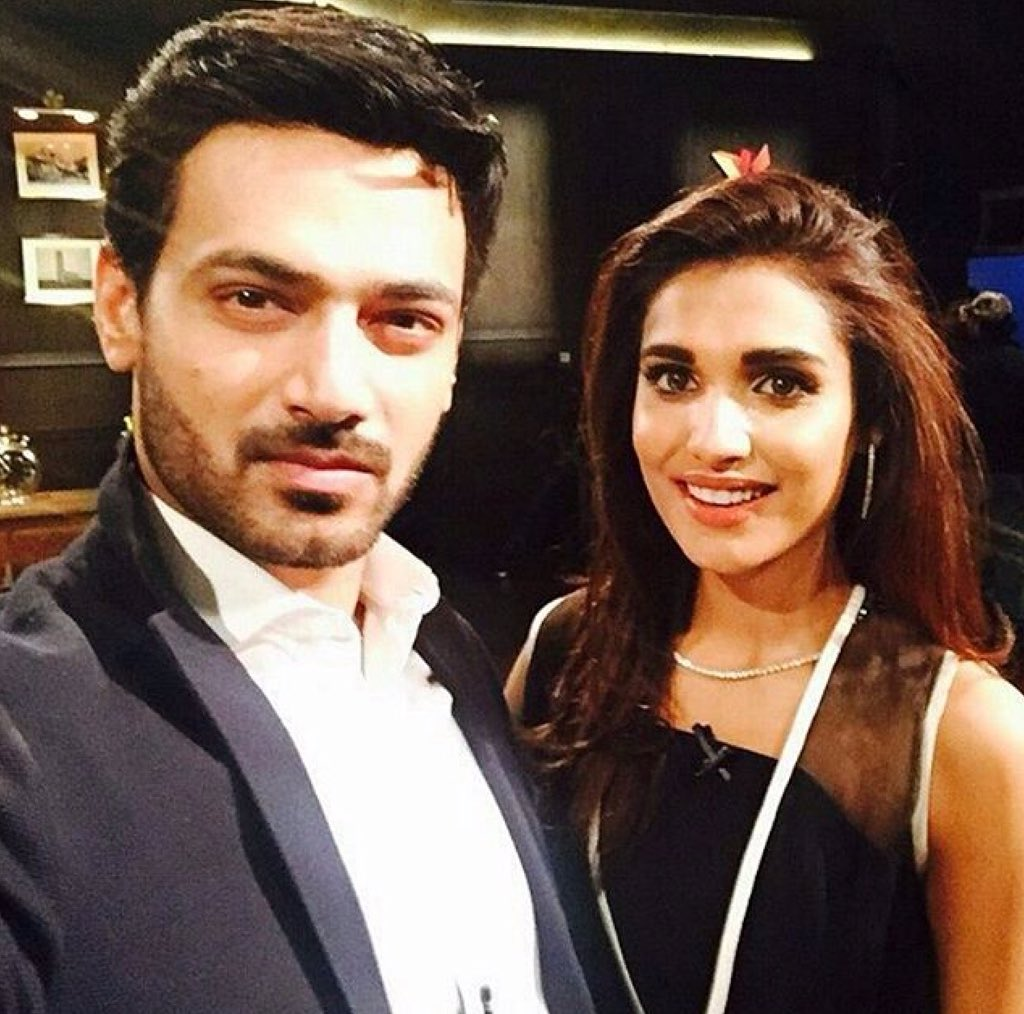 Zahid Ahmed Wife Amna