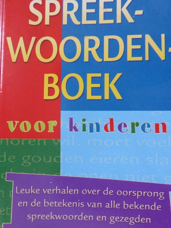 Grada Menting On Twitter Kinder Spreekwoordenboek Iets