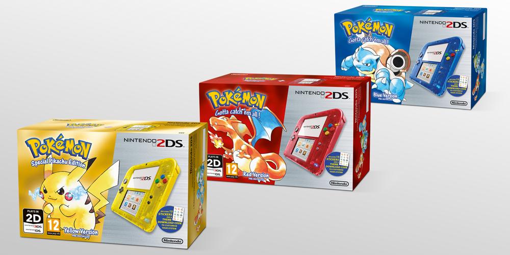 2DS Pokémon 20ème anniversaire CYhzZELWYAEdGDg