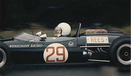 #WinkelmannWednesday F1 Championship debut, and career best of 7th for Alan Rees 🇬🇧 at the wheel of Roy #Winkelmann Racing @BrabhamOfficial BT18 (F2) in the 1966 #GermanGP at @nuerburgring