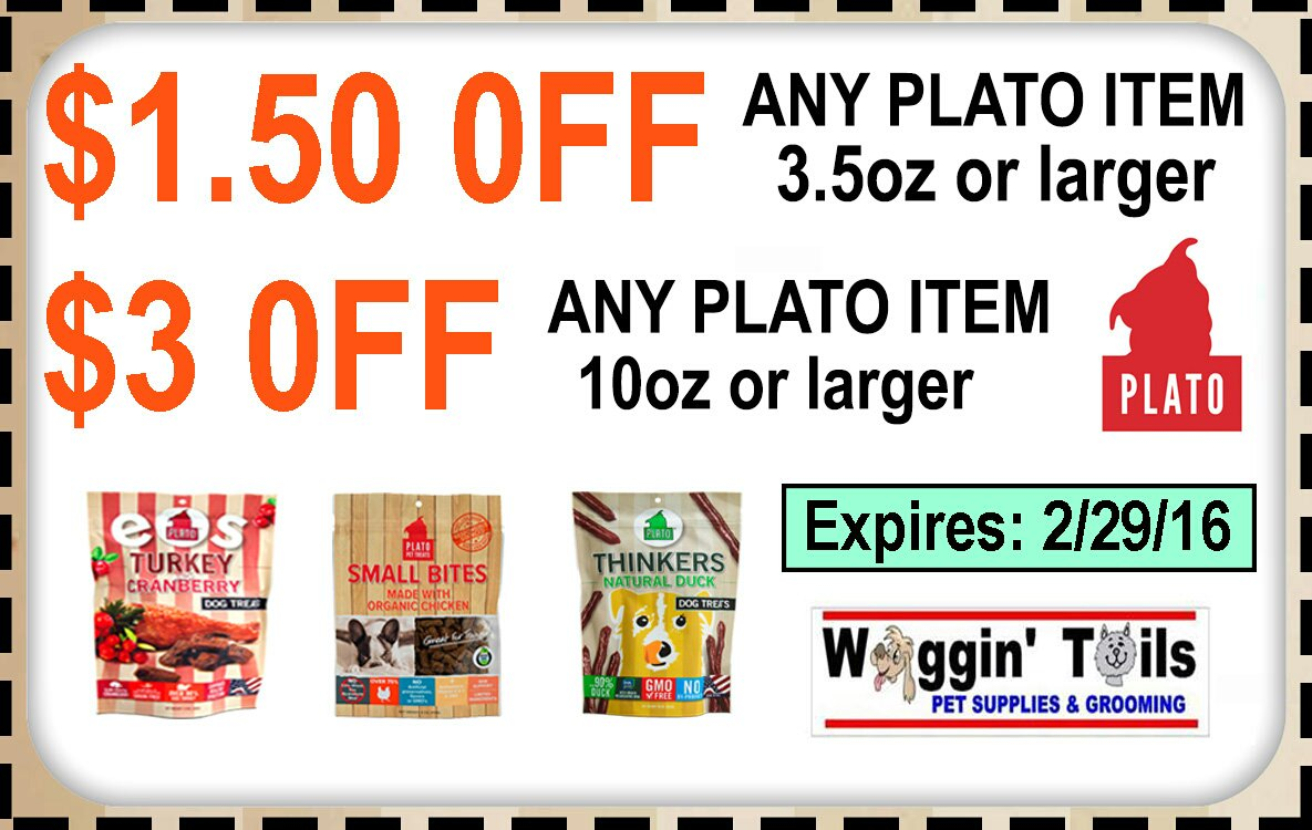 waggin tails coupons