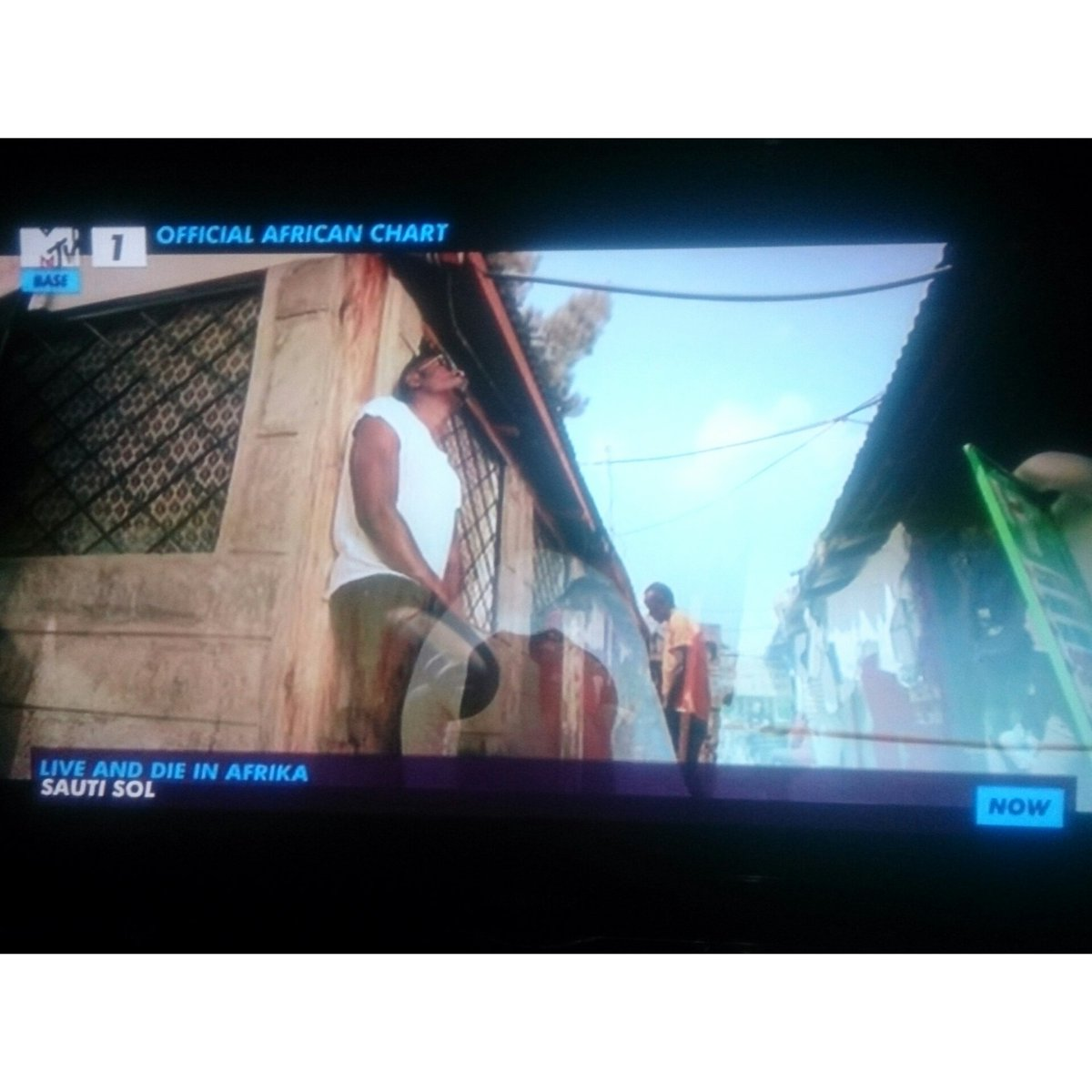 Thank you Africa for making @SautiSol #LiveandDieinAfrika No. 1 on @MTVbaseAfrica #OfficialAfricanCountdown #Kenya https://t.co/hk7Q8hVrQY