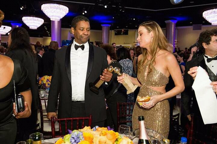 @brielarson and Denzel Washington. I love this pic. https://t.co/j5LNclAZra
