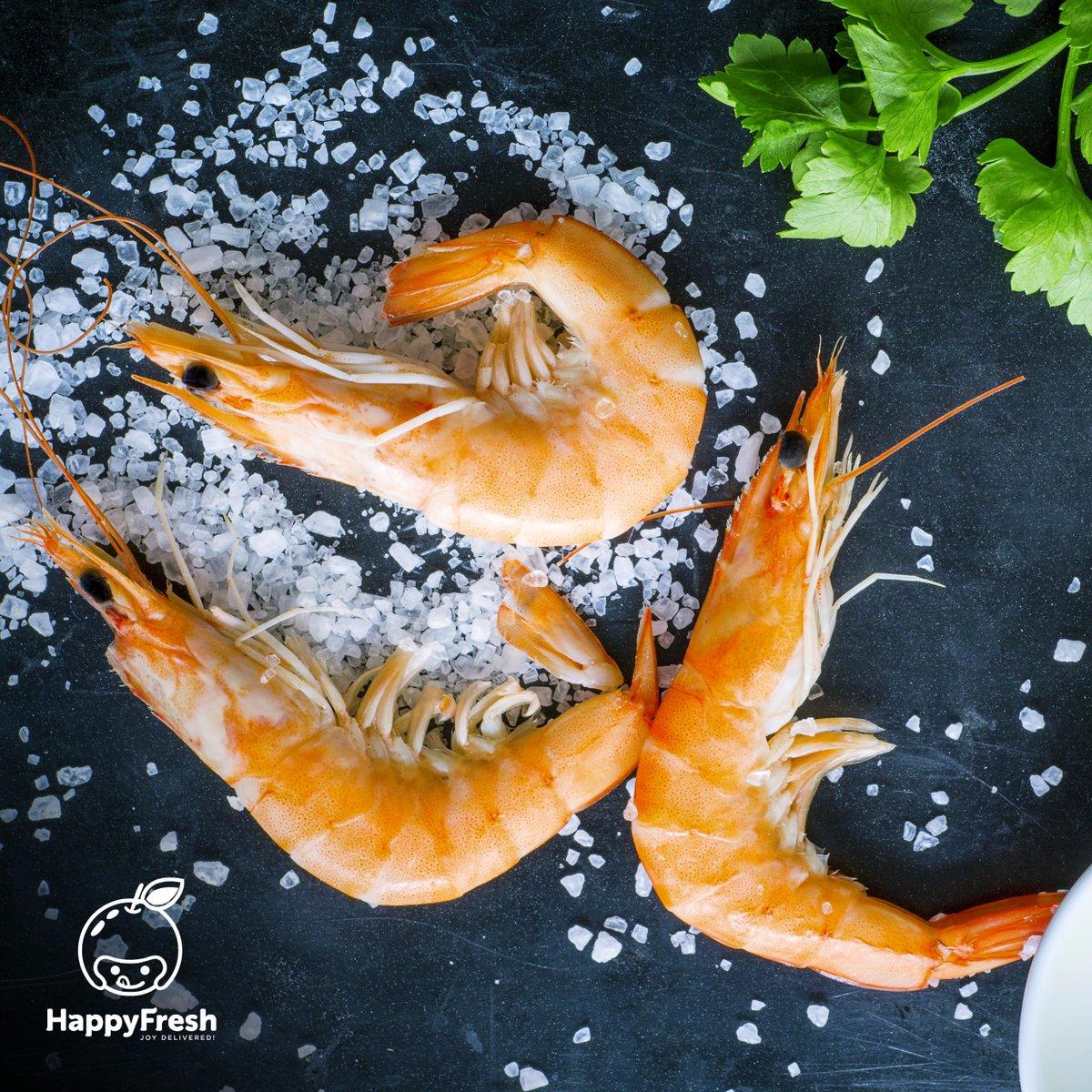 กินกุ้งกัน!  #food #Foodie #healthyfood #Seafood #health #healthy #happyfreshth #happyfresh #freshfood https://t.co/iZmeKUYoWX