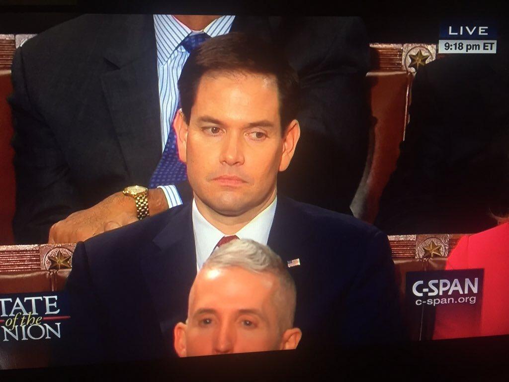 """I hate being a Senator. I hate working."" https://t.co/wSW2WJKZUx"