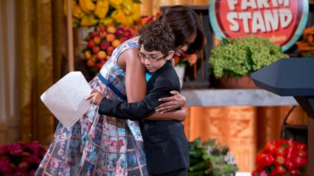 12-year-old Braeden, started nonprofit to feed homeless & @FLOTUS #SOTU guest. https://t.co/fZY5O3zuZg @letsmove https://t.co/2gKTYv58GG