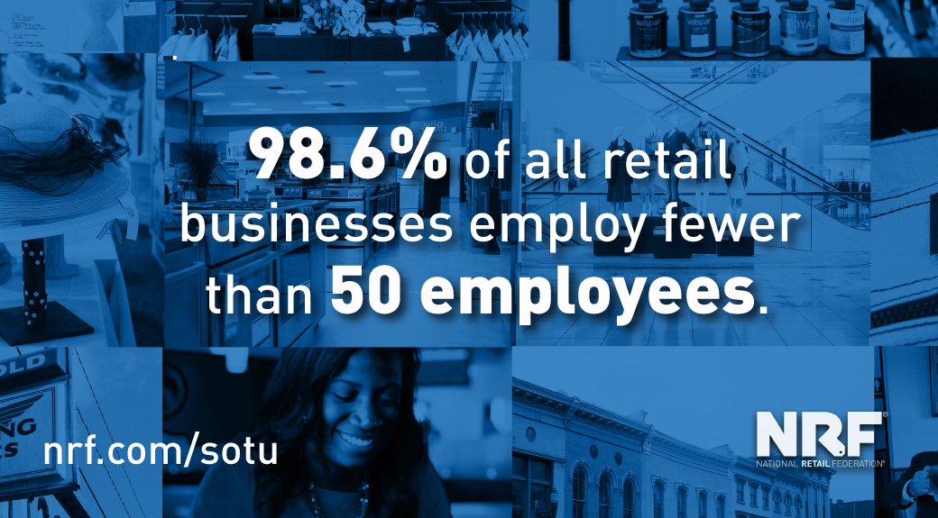 A minimum wage increase and the Affordable Care Act will hit small businesses the hardest. #SOTU https://t.co/jm6JsGoZh0