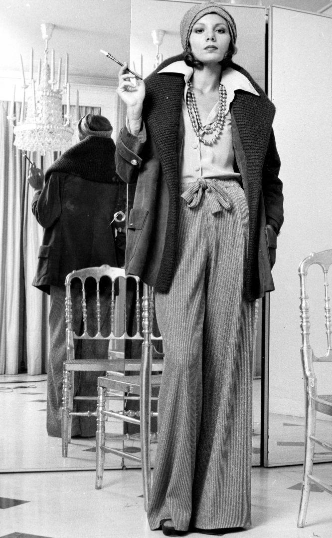 Swagvintageguru On Twitter 1970s Elegant Lady Outfit