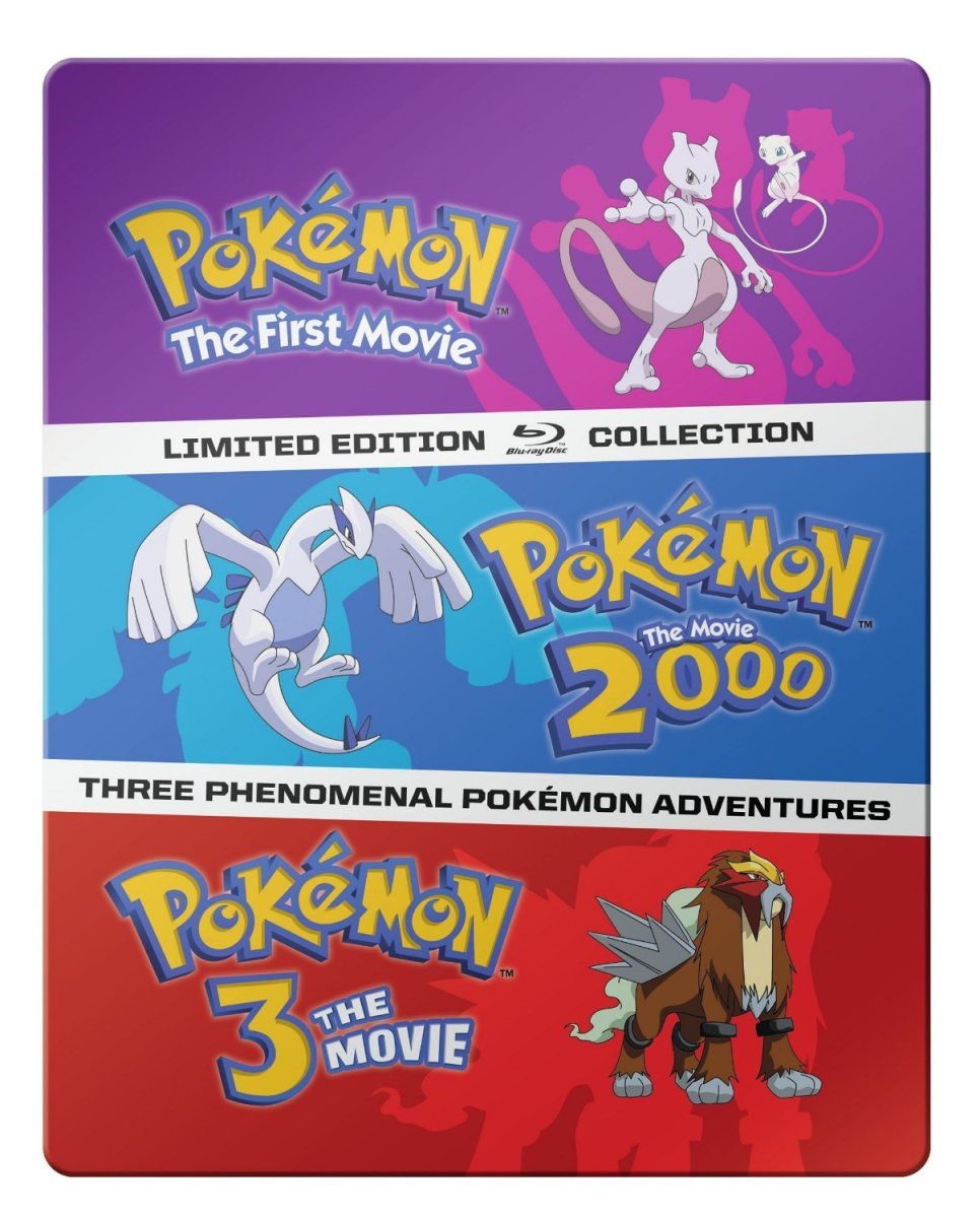 Pokemon Movies Are Getting A Limited Edition Blu-Ray Bundle  CYkeye7UAAEMK2n