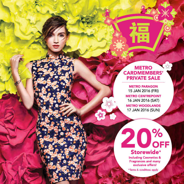 Spring into good fortune at Metro! Check out the exciting offers in our e-mailer http://bit.ly/LNY2016Ecatalogue …