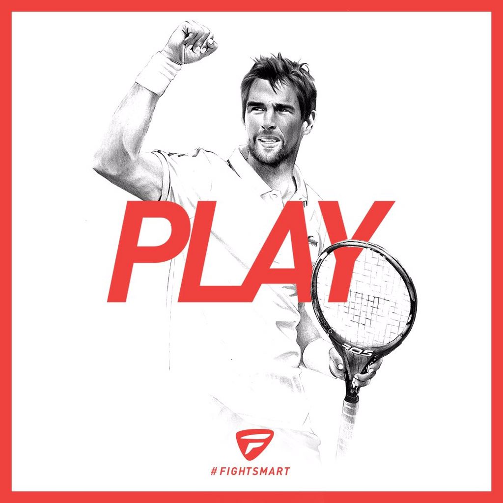 RT and follow @tecnifibre to win @jimchardy's signed racquet!