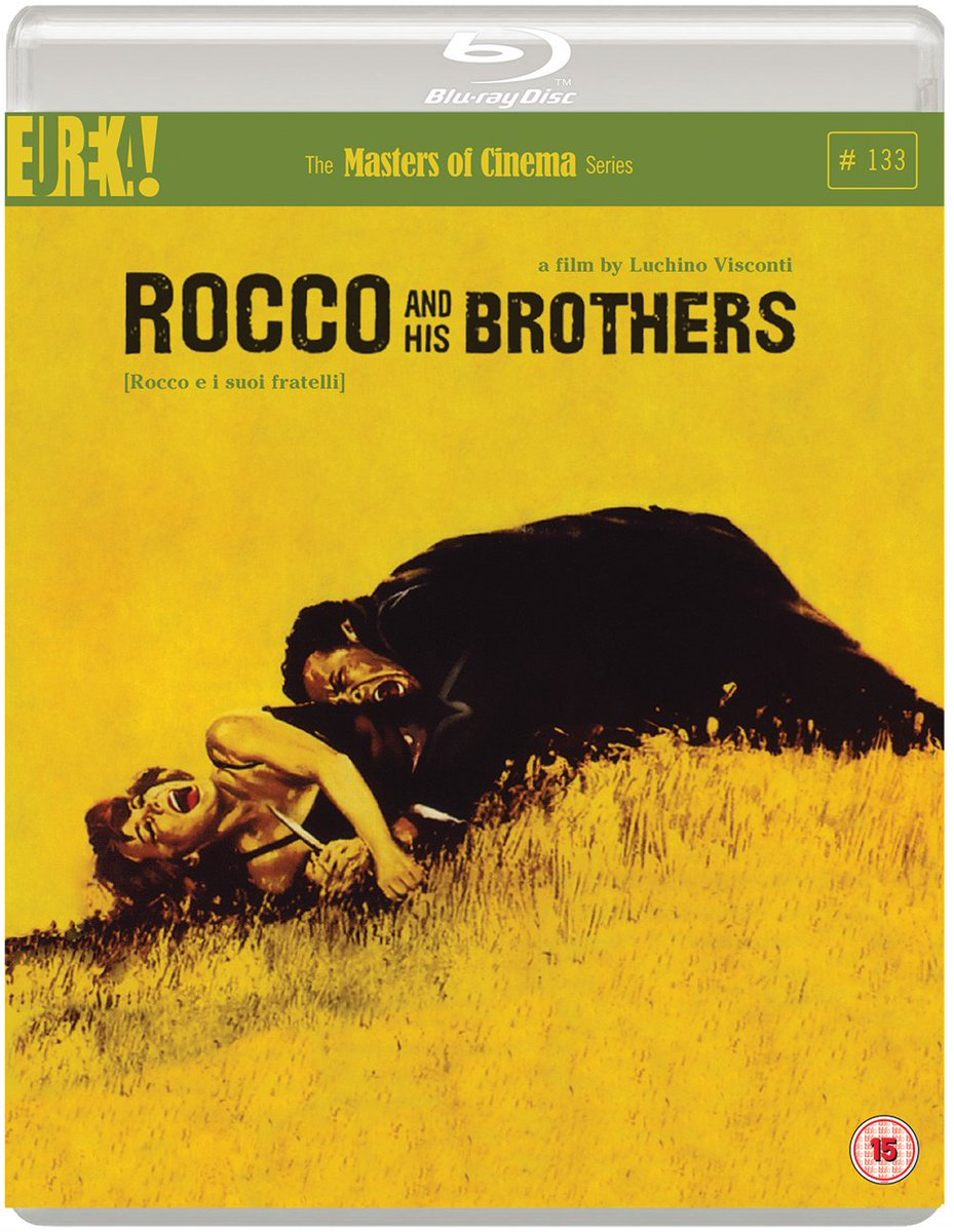 ROCCO AND HIS BROTHERS comes to Blu-ray 14 March 2016 https://t.co/DxG447P5K2 https://t.co/m532ffjzfX