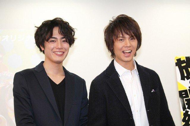 [映画ニュース] 間宮祥太朗&浦井健治「ニーチェ先生」での関係性を暴露「ものすごくうるさがられた」