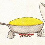 懐かしい♥ぐりとぐらのかすてら風ホットケーキを作ってみよう