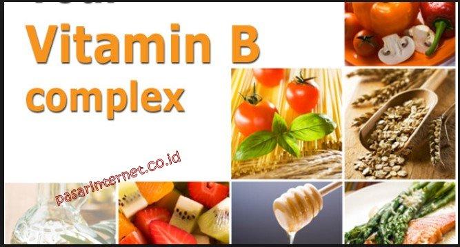 Kandungan B COMPLEX