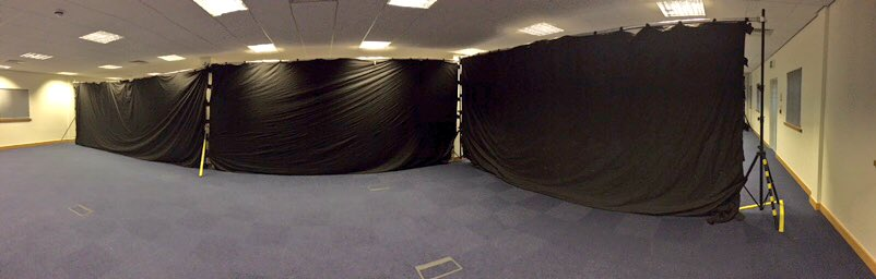 Cannock Sound Hire on Twitter Room dividers staging PA lighting