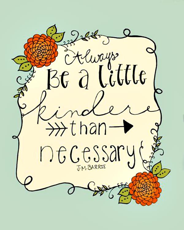 #WednesdayWisdom it's free and you never know how a little kindness might go a long way! https://t.co/zxtE63F3k9