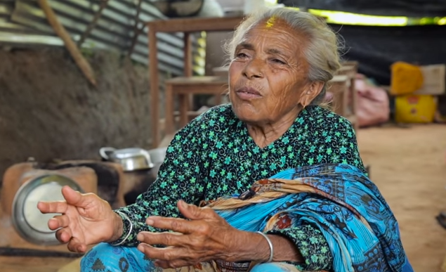 This 85yr-old woman helped build a library so girls in her village could study, not marry https://t.co/2rUimmeaUV https://t.co/E2NzmXHbxo