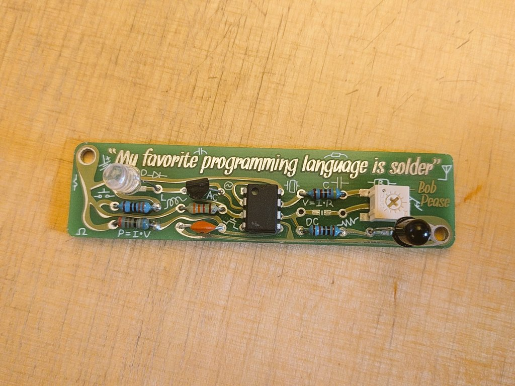 Remember this? I'm going to make another edition for the #BoldportClub