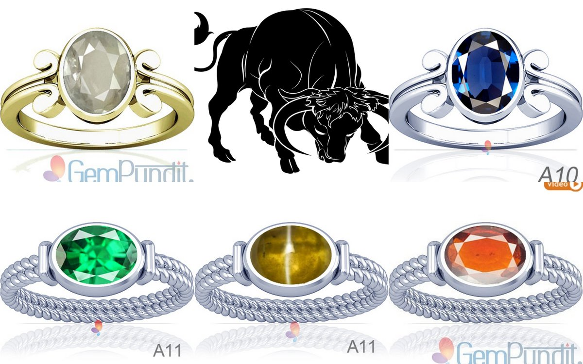 Taurus Horoscope Gemstones