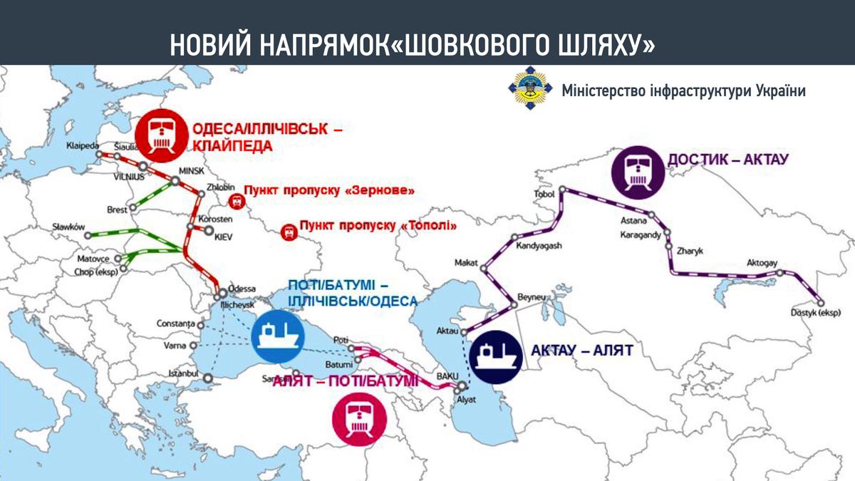 В Кабмине нашли способ поставлять товары в Грузию, Азербайджан и Казахстан в обход России - Цензор.НЕТ 3086