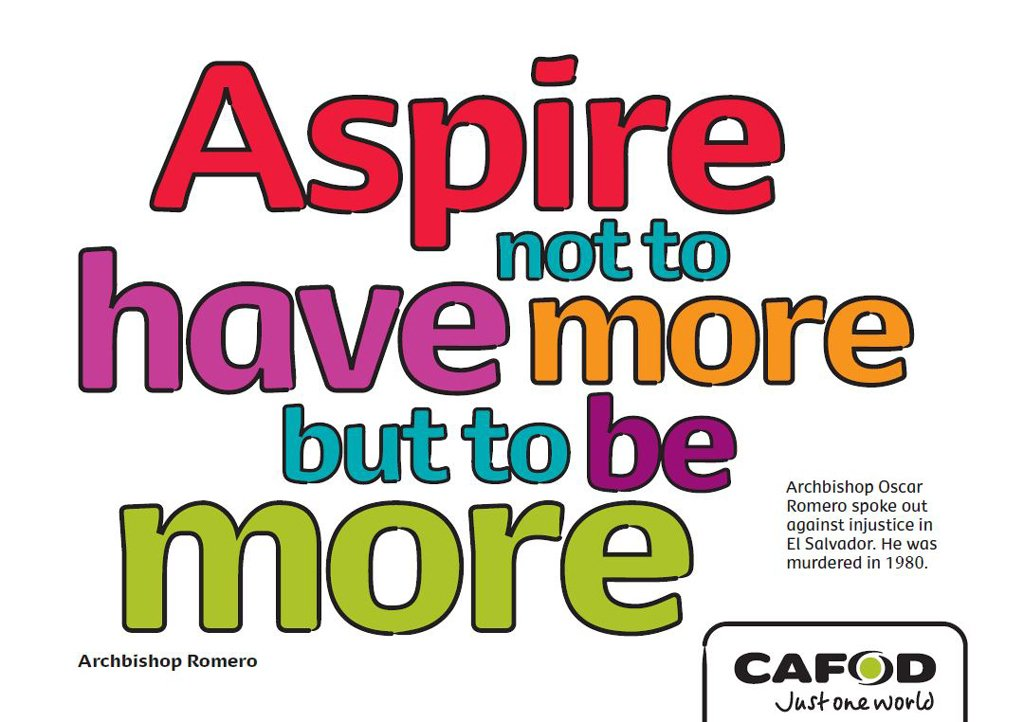 Image result for aspire not to be more but