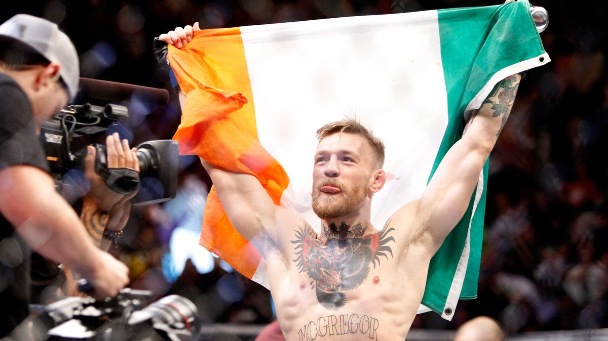 Oireachtas to consider putting Conor McGregor on €1 coin https://t.co/f0Xw4FNIBz https://t.co/bFSYp7vf9A
