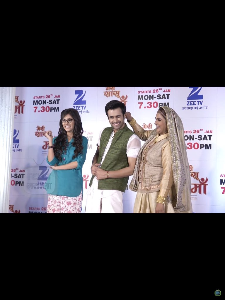 Pari and Sattu in Meri Sasu Maa Zee TV image, photo