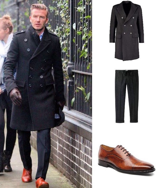 Starset App On Twitter Street Style By David Beckham