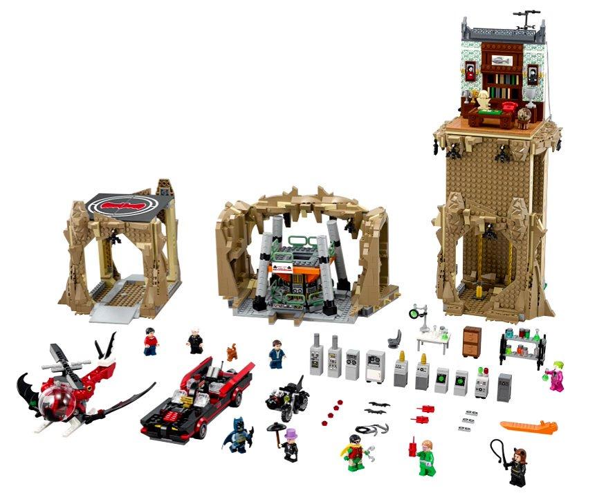 "Señor Lego on Twitter: ""Lego Batcave Classic TV Series ..."