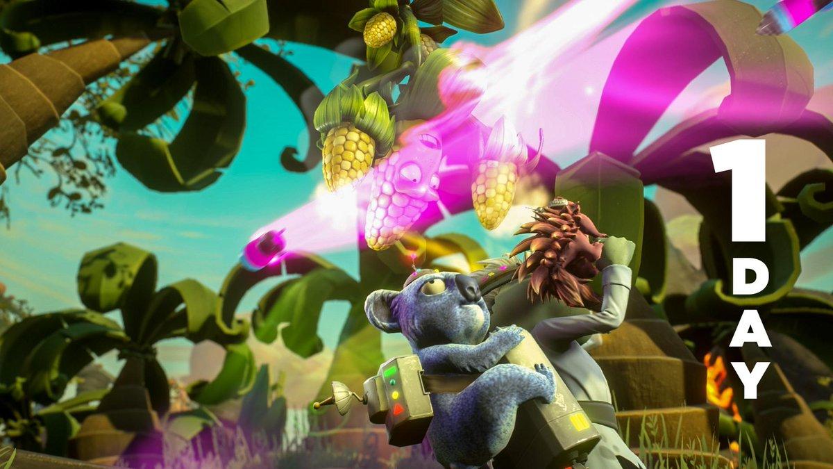 Plants vs zombies garden warfare 2 Beta CYmvE30W8AApviv